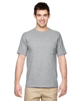 Image Jerzees Adult 5.6 oz. DRI-POWER ACTIVE Pocket TShirt