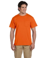 Image Jerzees Adult 5.6 oz. DRI-POWER ACT Pocket TShirt