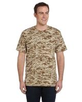 Image Code Five Mens Camo T-Shirt