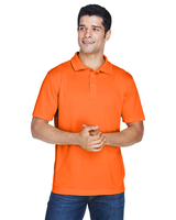 Image Harriton Mens 4 oz. Polytech Polo