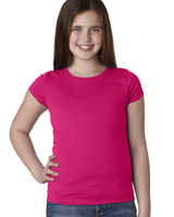 Image Next Level Youth Girls Princess T-Shirt