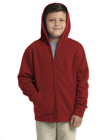 Image Next Level Youth Zip Hoody