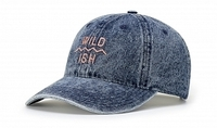 Image Richardson Snow Washed Denim Relaxed Dad Hat