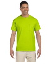 Image Gildan Adult Ultra Cotton 6oz. Pocket T-Shirt