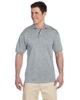 Image Jerzees Adult 6.1 oz. Heavy-weight Cotton™ Jersey Polo