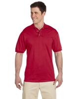 Image Jerzees Adult 6.1 oz. Hvy-weight Cotton™ Jersey Polo