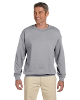 Image Jerzees Adult 9.5 ounce Super Sweats NuBlend Fleece Crew