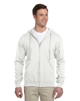 Image Jerzees Adult 8 oz. NuBlend® Fleece Full-Zip Hood