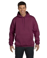 Image Hanes Adult 9.7 Ounce Ultimate Cotton® 90/10 Pullover Hood