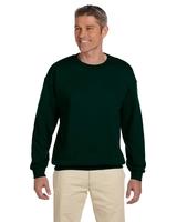 Image Hanes Adult 9.7oz., Ultimate Cotton 90/10 Fleece Crew