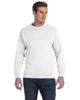 Image Gildan Adult DryBlend® Adult 9 oz., 50/50 Fleece Crew