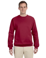 Image Jerzees Adult 8 Ounce Nu-Blend Fleece Crew