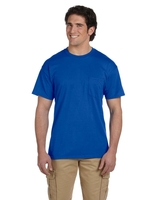 Image Gildan Adult 5.5 Ounce 50/50 Pocket T-Shirt