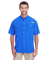 Image Columbia Mens Bahama™ II Short-Sleeve Shirt