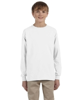 Image Jerzees Youth 5.6 oz. DRI-POWER ACTIVE Long Sleeve T-Shirt