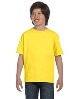 Image Hanes Youth 6.1 oz. Beefy T/Shirt