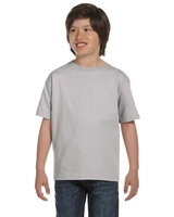 Image Hanes Youth 5.2 oz. ComfortSoft® Cotton Tee-Shirt
