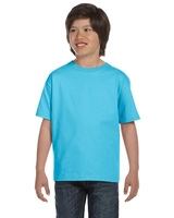 Image Hanes Youth 5.2 oz., ComfortSoft® Cotton T/Shirt