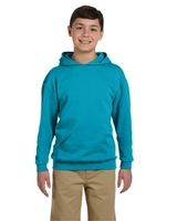 Image Jerzees Youth 8oz., NuBlend® Fleece Pullover Hood