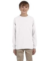 Image Gildan Youth Ultra Cotton® 6 oz. Long-Sleeve T-Shirt