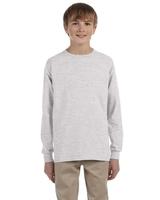 Image Gildan Youth Ultra Cotton® 6 oz. Long-Sleeve Tee-Shirt