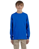 Image Gildan Youth Ultra Cotton 6oz., Long Sleeve T-Shirt
