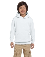 Image Hanes Youth 7.8 oz. EcoSmart® 50/50 Pullover Hood