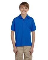 Image Gildan Youth 6oz., 50/50 Jersey Polo
