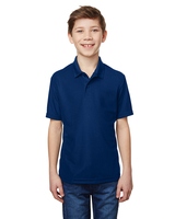 Image Gildan Performance Youth 5.6 oz., Double Pique Polo