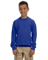 Image Gildan Youth Heavy Blend™ 8 oz., 50-50 Fleece Crew