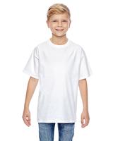Image Hanes Youth 4.5 oz., 100% Ringspun Cotton Nano-T® T-Shirt