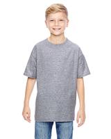 Image Hanes Youth 4.5 oz., 100% Ringspun Cotton Nano-T® T/Shirt
