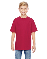Image Hanes Youth 4.5 oz., 100% Ring-spun Cotton Nano-T® T-Shirt