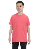 Image Hanes Youth 6.1oz., Tagless T-Shirt