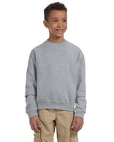 Image Jerzees Youth 8 oz., NuBlend® Fleece Crew
