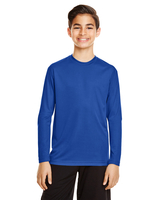 Image Team 365 Youth Zone Performance Long-Sleeve T-Shirt