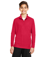 Image Team 365 Youth Zone Performance Quarter-Zip