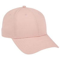 Image Superior Combed Cotton Twill 6 Panel Low Profile BaseballLL CAP