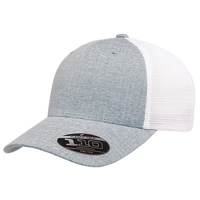 Image Flexfit 110 Trucker Flex Snap Mesh Two Toned