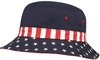 Image Mega USA Flag Bucket