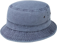 Image Mega Youth Washed Pigment Dyed Twill Bucket