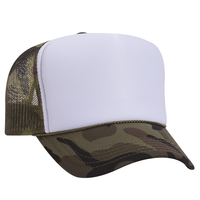 Image Otto-Camouflage Poly Foam Front High Pro Front Mesh Back