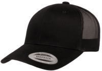 Image YP Classic Recycled Retro Solid Trucker Cap