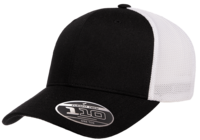 Image Flexfit 110RT Recycled Two Tone Trucker Mesh Snapback
