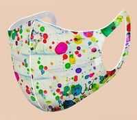 Image 3D Washable Reusable Dot Graphic (Pack of 10) $59=$5.90 each