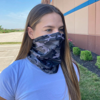 Image Face Neck Reusable & Washable Gaiter 100% Polyester as low as $5.50 each