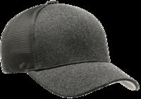 Image Flexfit UniPanel Melange Trucker Golf