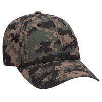 Image OTTO CAP Digital Camouflage Unstructured Low Fitting