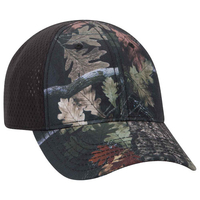 Image OTTO CAP Camouflage 6 Panel With Polyester Pro Mesh Back