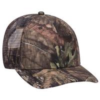 Image OTTO CAP Mossy Oak 6 Panel Superior Polyester Twill Baseball Cap